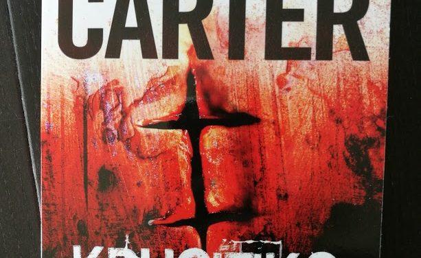 """""""Krucifiksmorderen"""" af Chris Carter"""