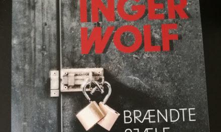 """""""Brændte sjæle"""" af Inger Wolf"""