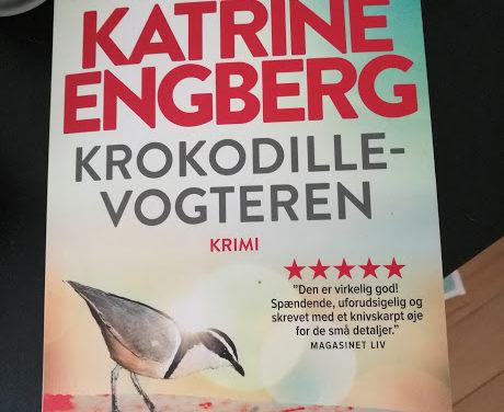 """""""Krokodillevogteren"""" af Katrine Engberg"""