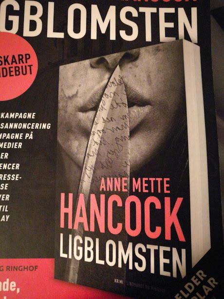 """""""Ligblomsten"""" af Anne Mette Hancock"""