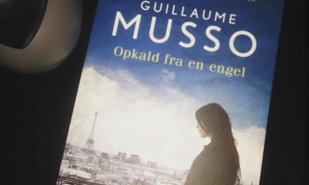 """""""Opkald fra en engel"""" af Guillaume Musso"""