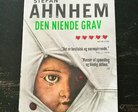 """""""Den niende grav"""" af Stefan Ahnhem"""