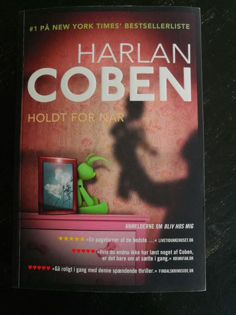 """""""Holdt for nar"""" af Harlan Coben"""