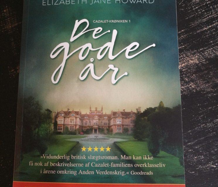 """""""De gode år"""" af Elizabeth Jane Howard"""