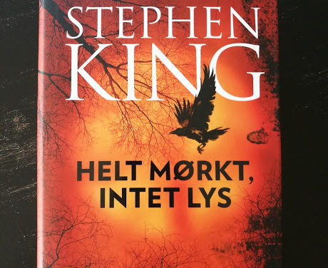 """""""Helt mørkt, intet lys"""" af Stephen King"""