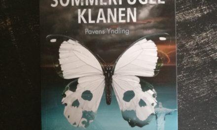 """Sommerfugleklanen – Pavens Yndling"" af T. M. Palshof"