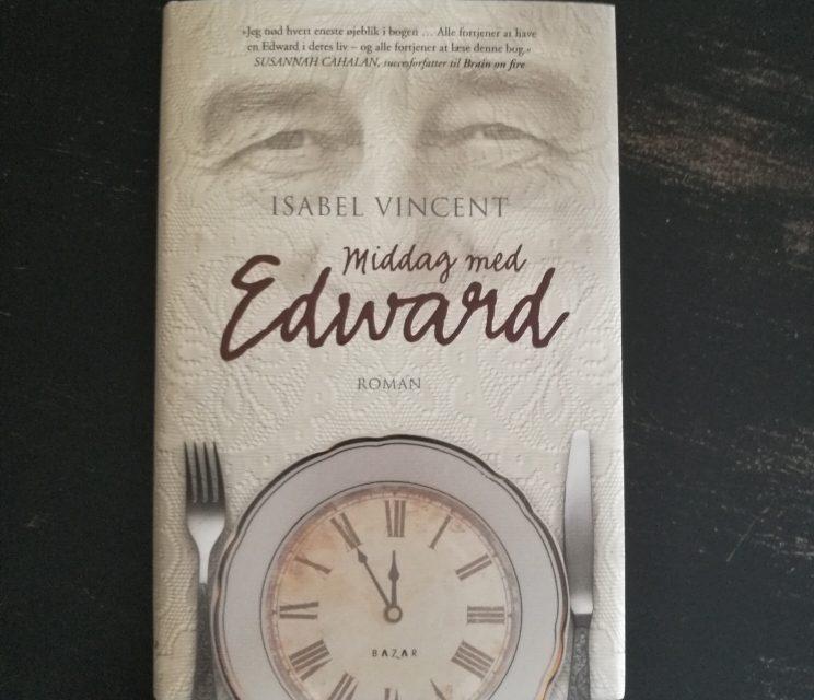 """""""Middag med Edward"""" af Isabel Vincent"""
