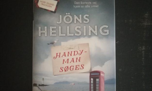 """""""Handyman søges"""" af Jöns Hellsing"""