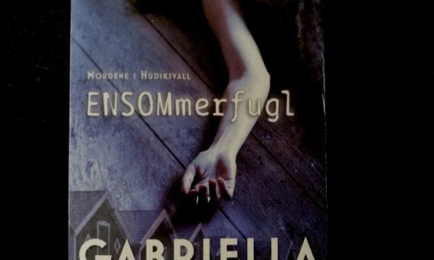 """""""ENSOMmerfugl"""" af Gabriella Ullberg Westin"""
