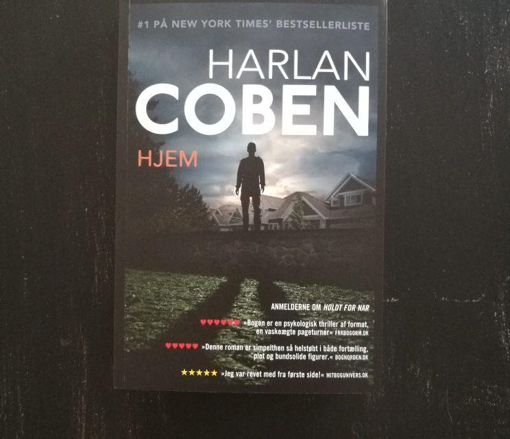 """""""Hjem"""" af Harlan Coben"""