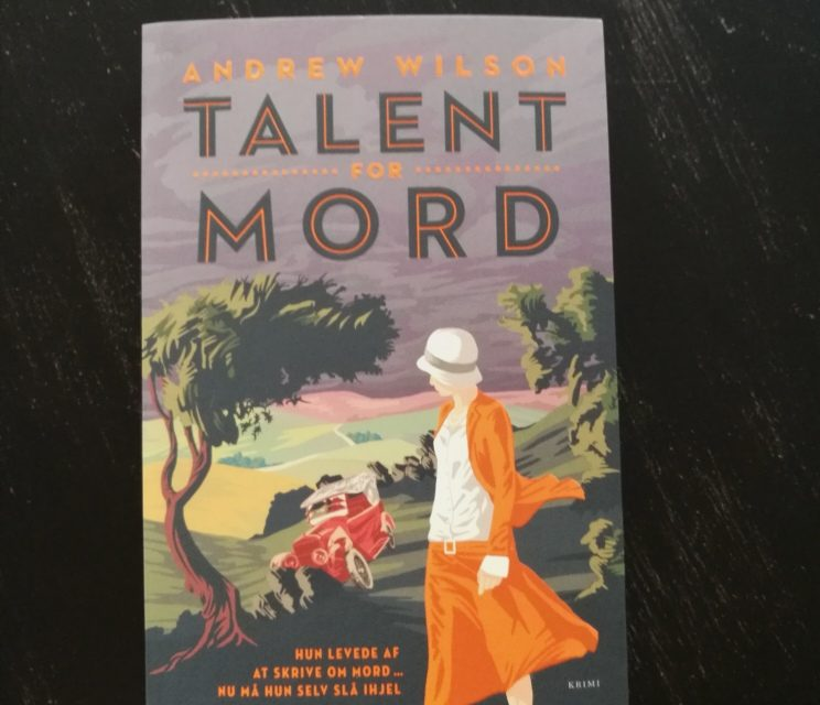 """Talent for mord"" af Andrew Wilson"