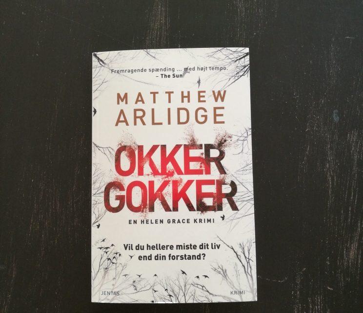 """""""Okker Gokker"""" af Matthew Arlidge"""