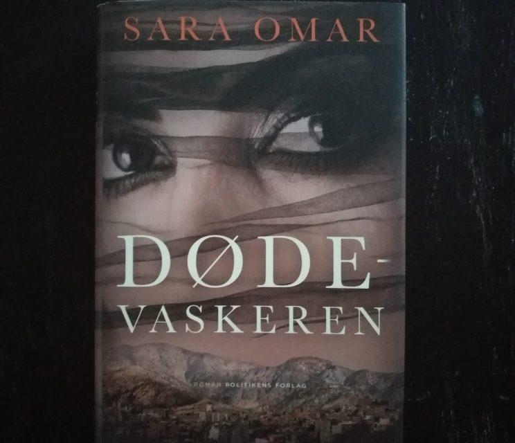 """""""Dødevaskeren"""" af Sara Omar"""
