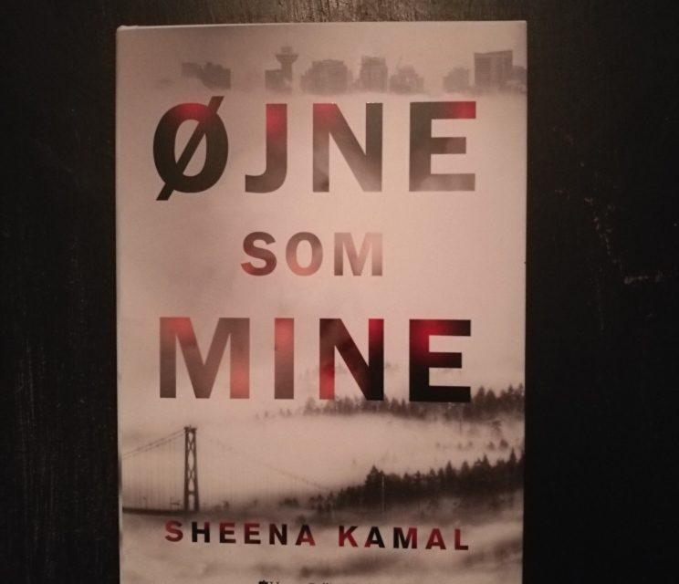 """""""Øjne som mine"""" af Sheena Kamal"""