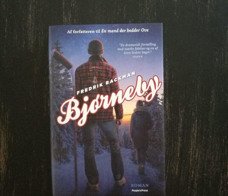 """""""Bjørneby"""" af Fredrik Backman"""
