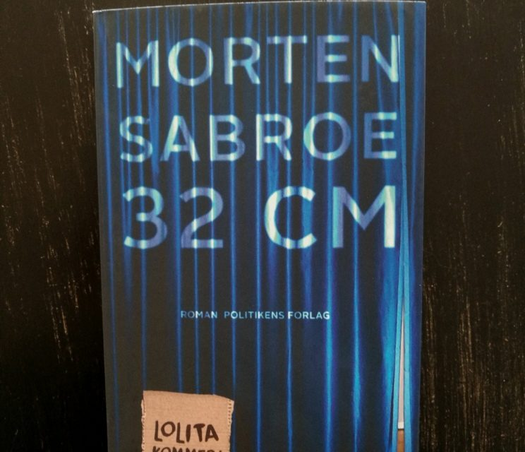 """""""32 centimeter"""" af Morten Sabroe"""