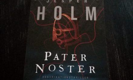 """""""Pater Noster"""" af Jesper Holm"""
