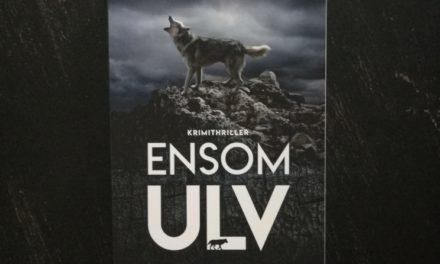 """""""Ensom ulv"""" af Tommy Thorsteinsson"""