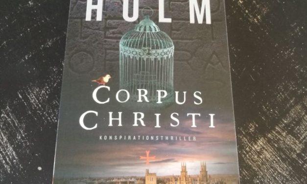 """Corpus Christi"" af Jesper Holm"