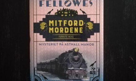 """""""Mitfordmordene – mysteriet på Asthall Manor"""" af Jessica Fellowes"""