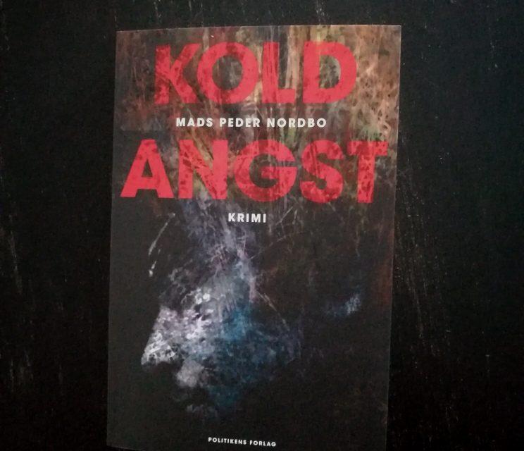 """""""Kold angst"""" af Mads Peder Nordbo"""