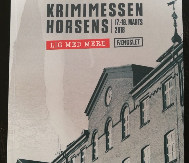 Postkort fra krimimessen 2018
