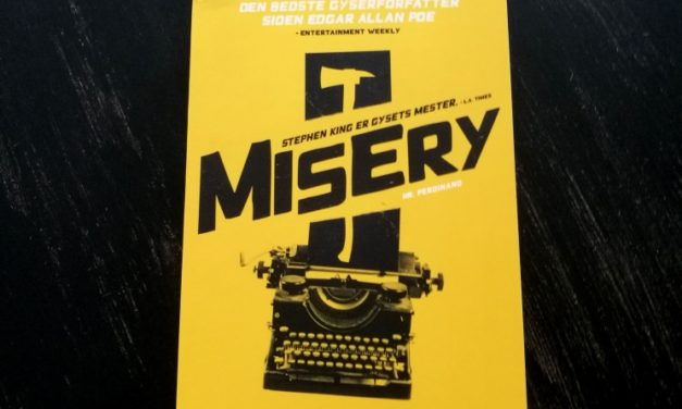 """Misery"" af Stephen King"