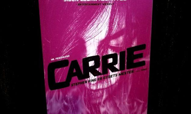 """""""Carrie"""" af Stephen King"""