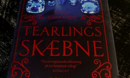 """""""Tearlings skæbne"""" af Erika Johansen"""