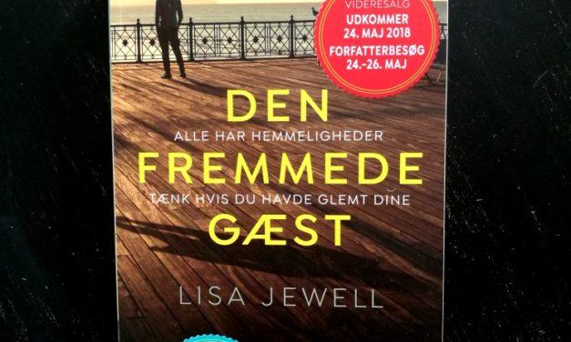 """""""Den fremmede gæst"""" af Lisa Jewell"""