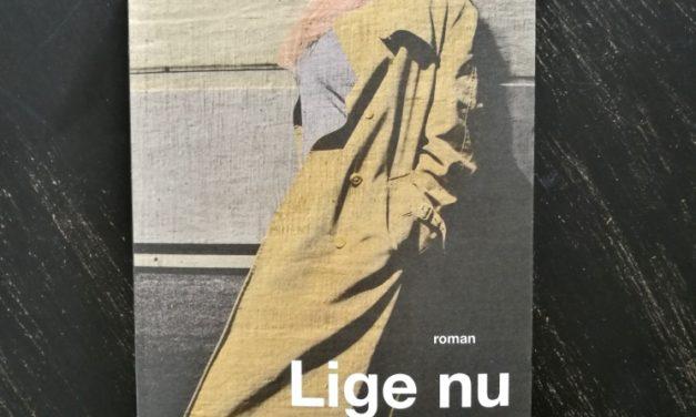 """""""Lige nu er jeg her"""" af Isabelle Ståhl"""
