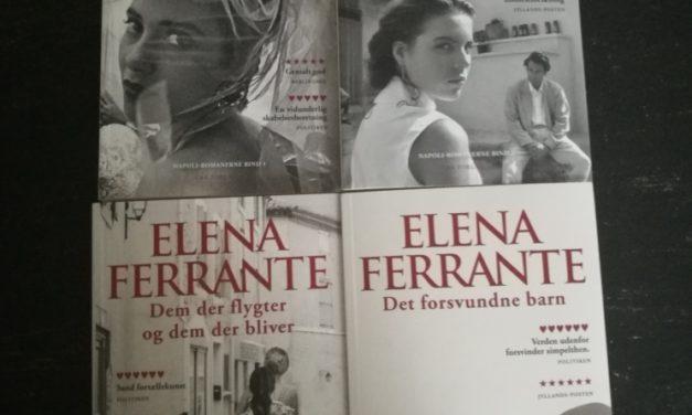 Napoli-romanerne af Elena Ferrante