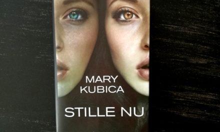 """""""Stille nu"""" af Mary Kubica"""