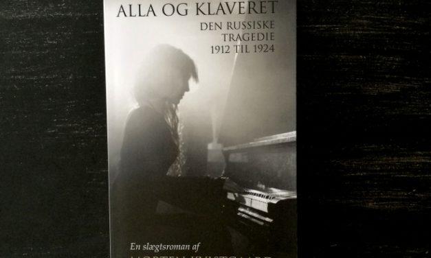 """""""Alla og klaveret"""" af Morten Kvistgaard"""