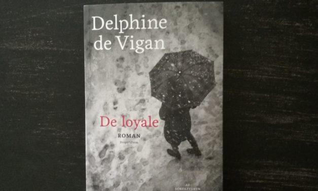 """""""De loyale"""" af Delphine de Vigan"""