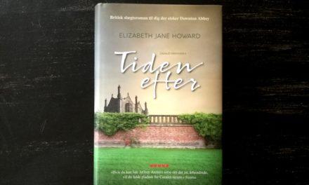"""""""Tiden efter"""" af Elizabeth Jane Howard"""