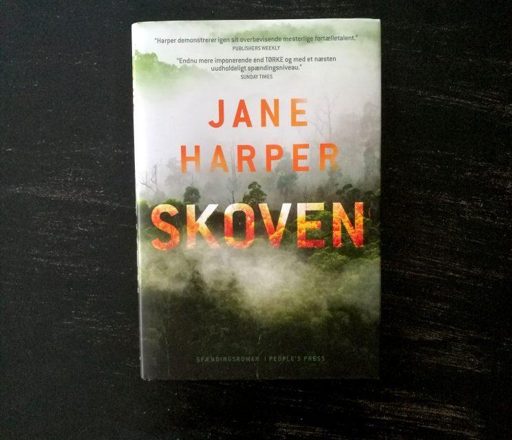 """""""Skoven"""" af Jane Harper"""