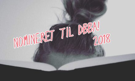 Nomineret til DBBA 2018!