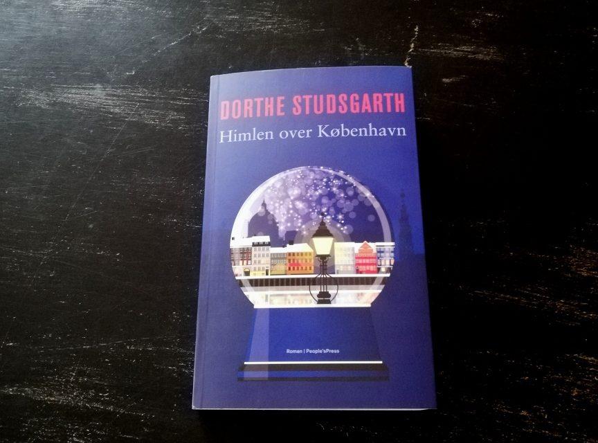 """""""Himlen over København"""" af Dorthe Studsgarth"""