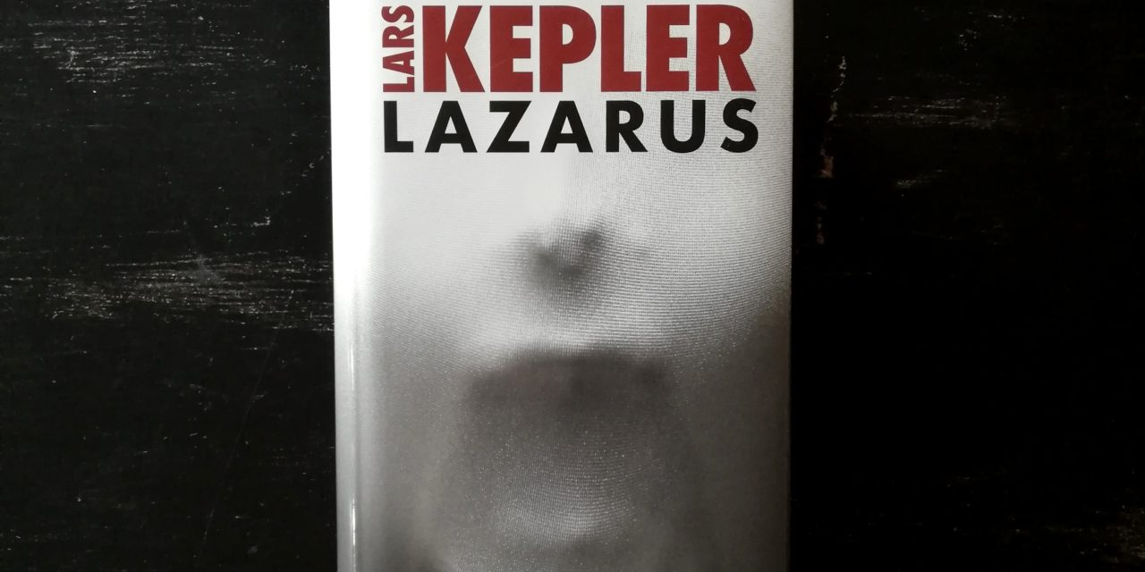 """""""Lazarus"""" af Lars Kepler"""