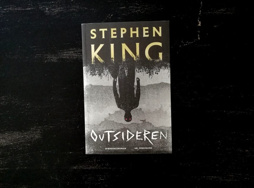 """Outsideren"" af Stephen King"