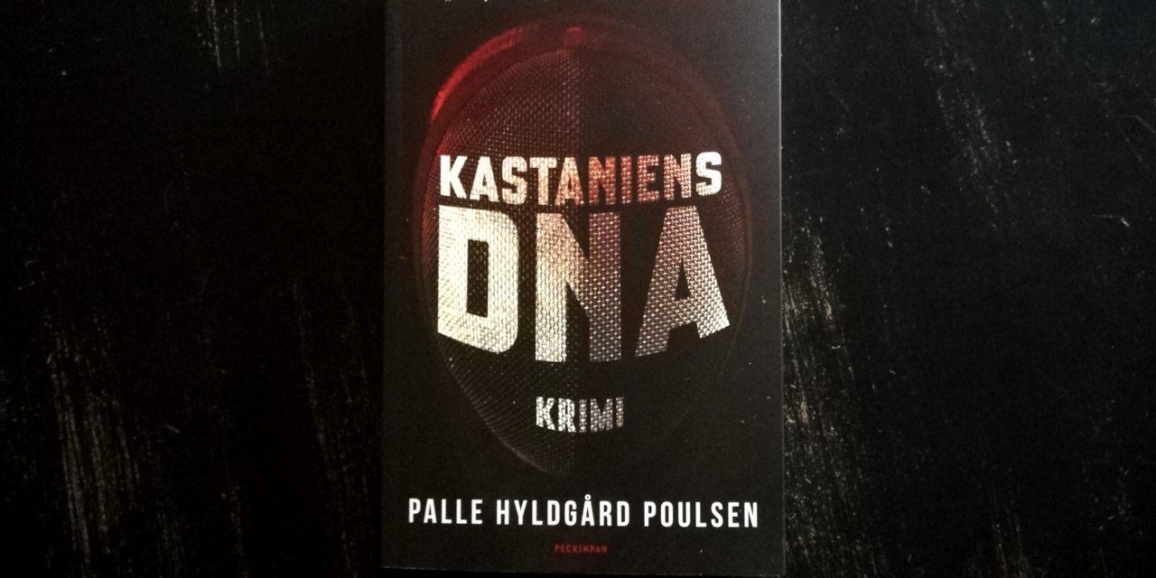 """""""Kastaniens DNA"""" af Palle Hyldgård Poulsen"""
