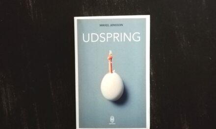 """""""Udspring"""" af Mikkel Jønsson"""