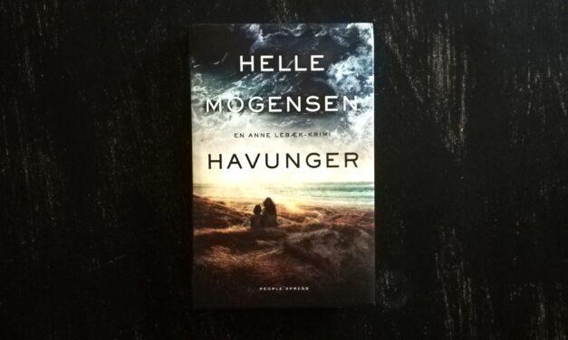 """""""Havunger"""" af Helle Mogensen"""
