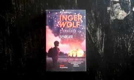 """""""Sorger"""" af Inger Wolf"""