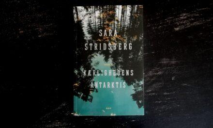 """""""Kærlighedens Antarktis"""" af Sara Stridsberg"""