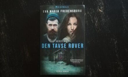 """""""Den tavse røver"""" af Eva Maria Fredensborg"""