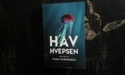 """Havhvepsen"" af Tommy Thorsteinsson"