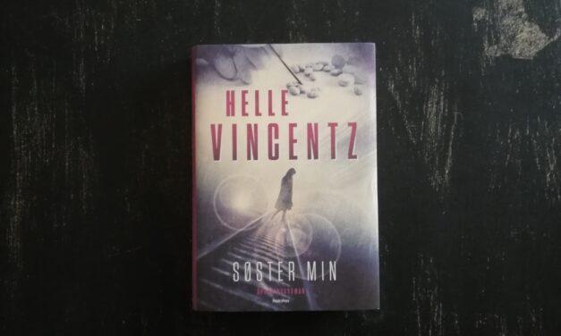 """""""Søster min"""" af Helle Vincentz"""