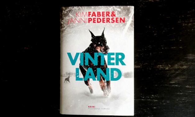 """""""Vinterland"""" af Kim Faber og Janni Pedersen"""